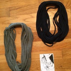 Rope Scarves